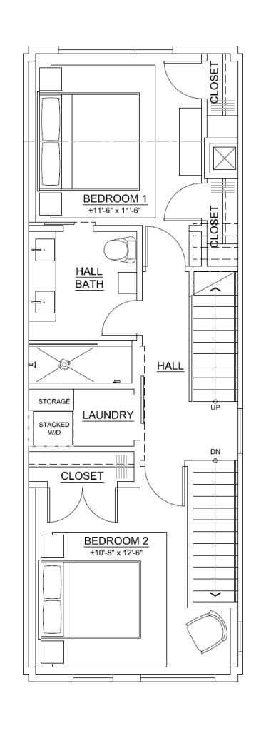 A2 Second Floor Proposed Plan