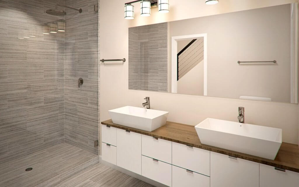 A2 RVA | Master Bathroom